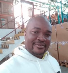 A picture of John Khumalo