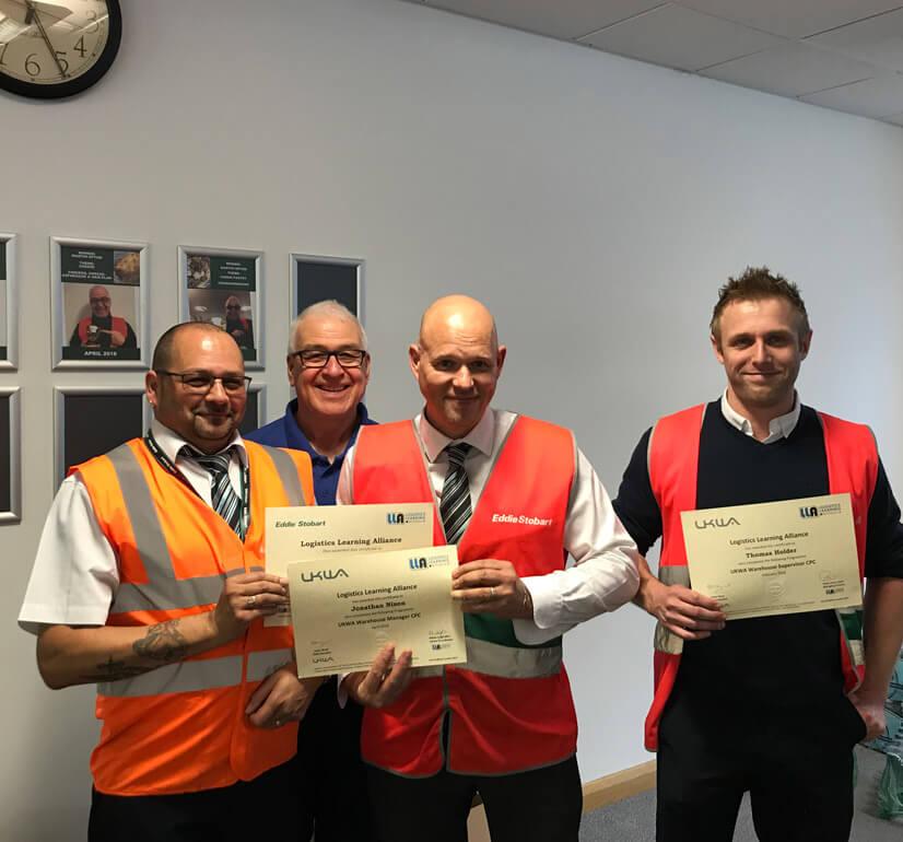Warehouse Supervisor Certificate - Logistics Learning Alliance