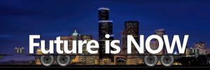 Future is Now Banner