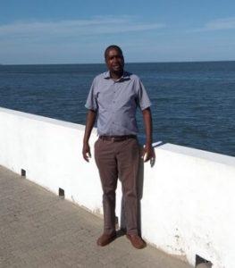 A picture of Oxfam Godfrey Gwande