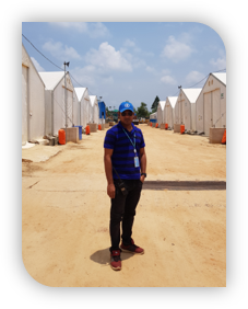 Photo of LLA student Muntashir Hossain